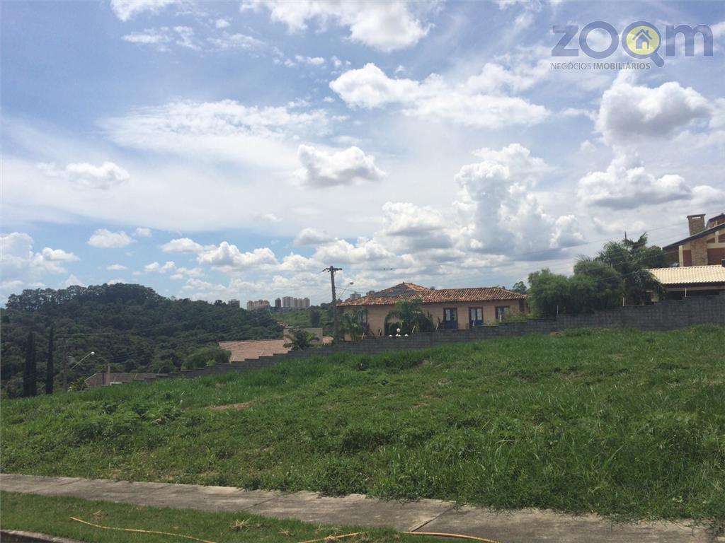 lotes de 1.000 m² totalmente regularizado em condomínio fechado na malota. localização nobre de jundiaí.