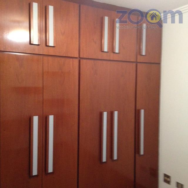 excelente apartamento com 4 dormitórios sendo 1 suíte com closet e banheira, todos com armários embutidos,...