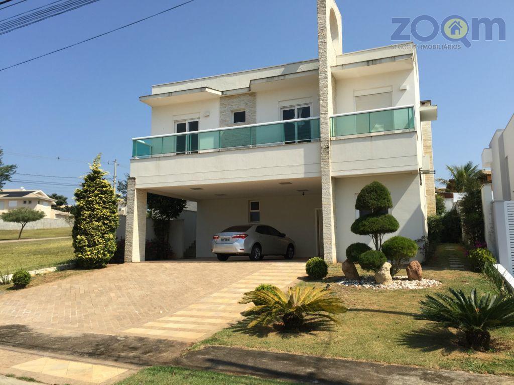 Casa  residencial mobiliado no Reserva da Serra para locação, Medeiros, Jundiaí.