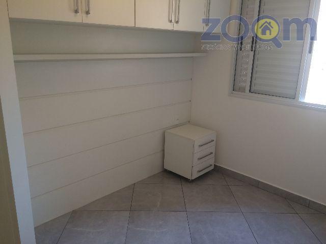 apartamento novo com 54m 2 quartos com armários planejados sala 2 ambientes com sacada e papel...