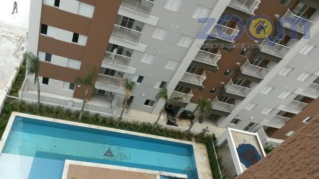 apartamento em localização privilegiada, próximo a principais rodovias, com 50m², sala 2 ambientes, sacada, cozinha, 2...