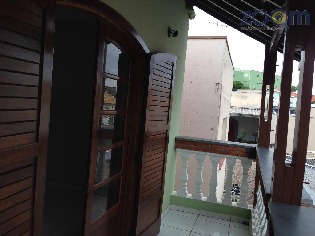 Casa residencial para venda e locação, Jardim Pacaembu, Jundiaí - CA0225.