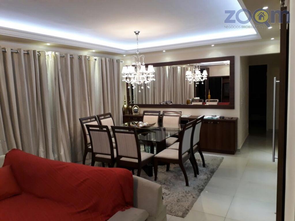 Apartamento com 3 dormitórios à venda, 132 m² por R$ 1.170.000 - Jardim São Bento - Jundiaí/SP