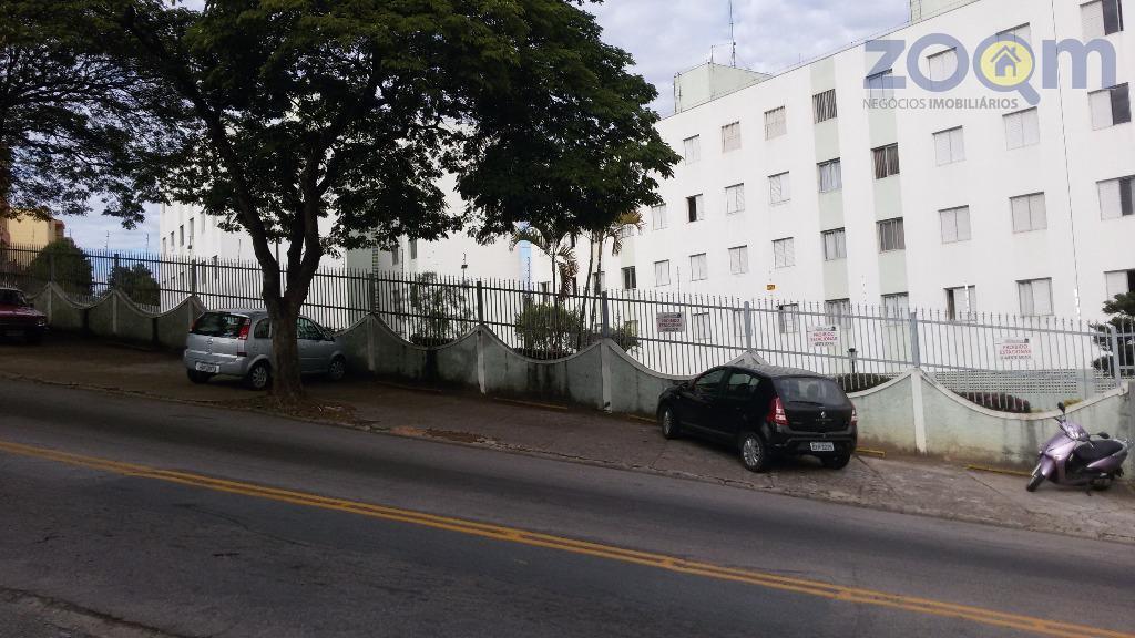 Apartamento residencial à venda, Jardim Tamoio, Jundiaí - AP0747.