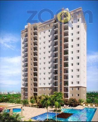 Apartamento residencial à venda, Jardim Flórida, Jundiaí.