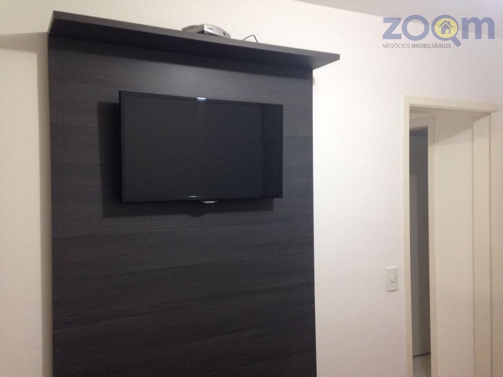 apartamento no condomínio imperator com excelente localização 47 m2 com 1 dormitório com armário, sala dois...