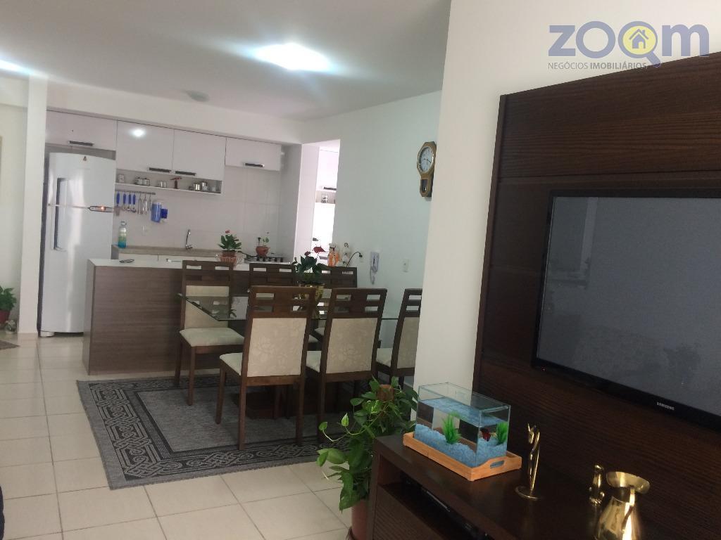 excelente apartamento com 69m², sala 2 ambientes com ampla sacada, cozinha tipo americana com planejados, 2...