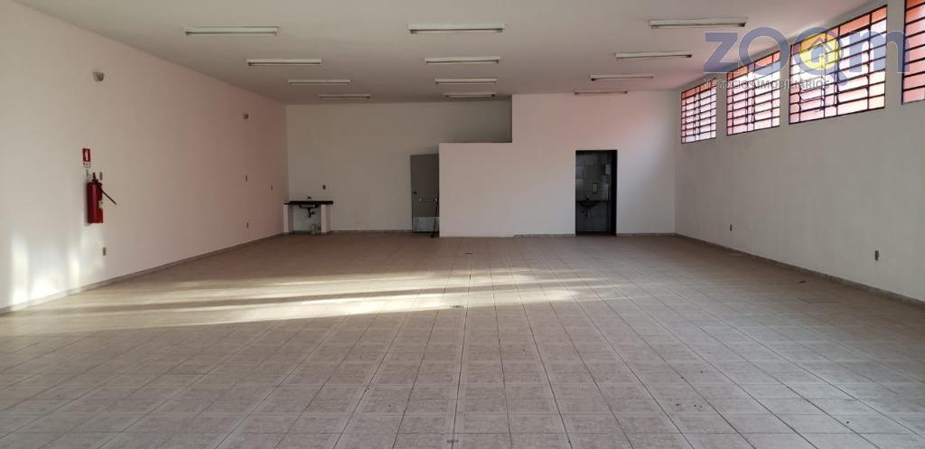 Salão comercial para locação, Centro, Jundiaí.