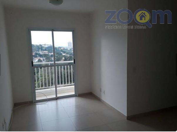 Apartamento residencial à venda, Condomínio Vista Centrale, Jardim das Samambaias, Jundiaí.