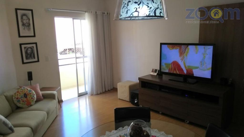 Apartamento com 2 dormitórios à venda, 64 m² por R$ 235.000 - Vila Hortolândia - Jundiaí/SP