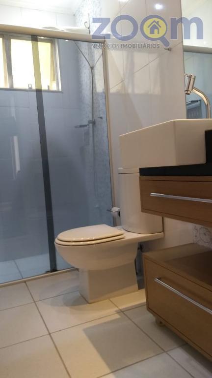 apartamento reformado na vila hortolândia com 2 dormitórios, sala com varanda, cozinha com armários, banheiro com...