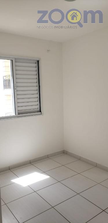 apto 2 dormitórios, andar alto, vista livre. 1 vaga de garagem, banheiro social, cozinha com armário,...
