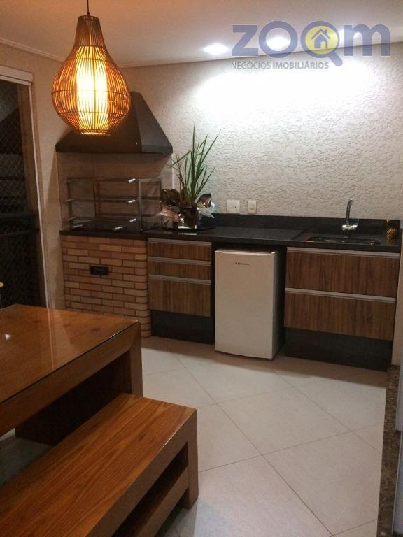 Apartamento com 3 dormitórios à venda, 132 m² por R$ 1.290.000 - Vila Arens I - Jundiaí/SP