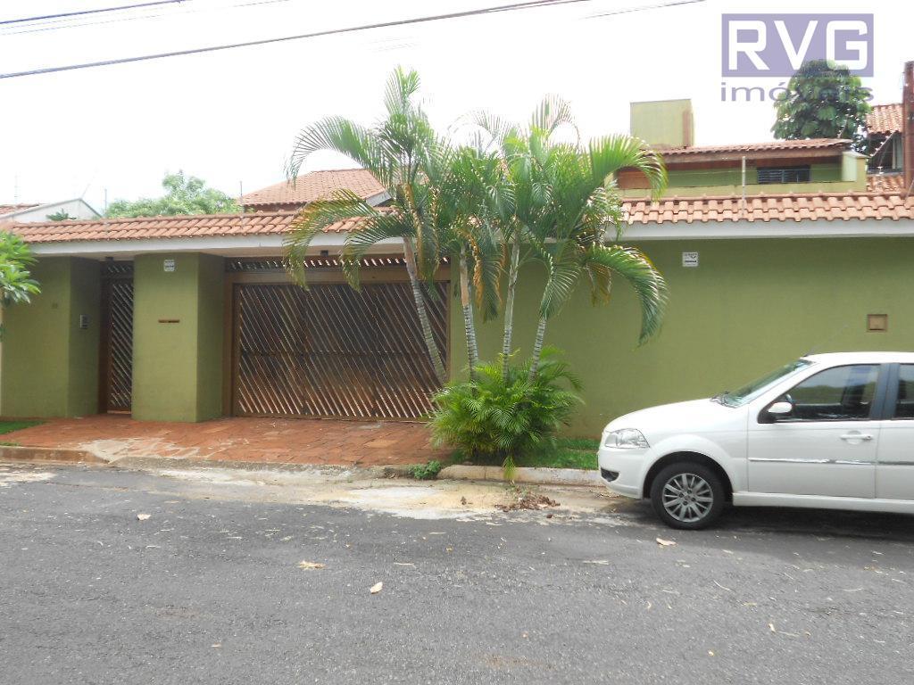 Casa  residencial à venda, Cidade Universitária, Ribeirão Preto.