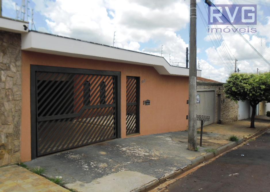 Casa residencial à venda, Residencial Palmares, Ribeirão Preto - CA0053.