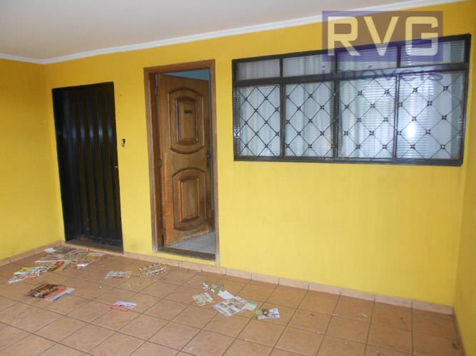 Casa residencial à venda, Campos Elíseos, Ribeirão Preto - CA0063.