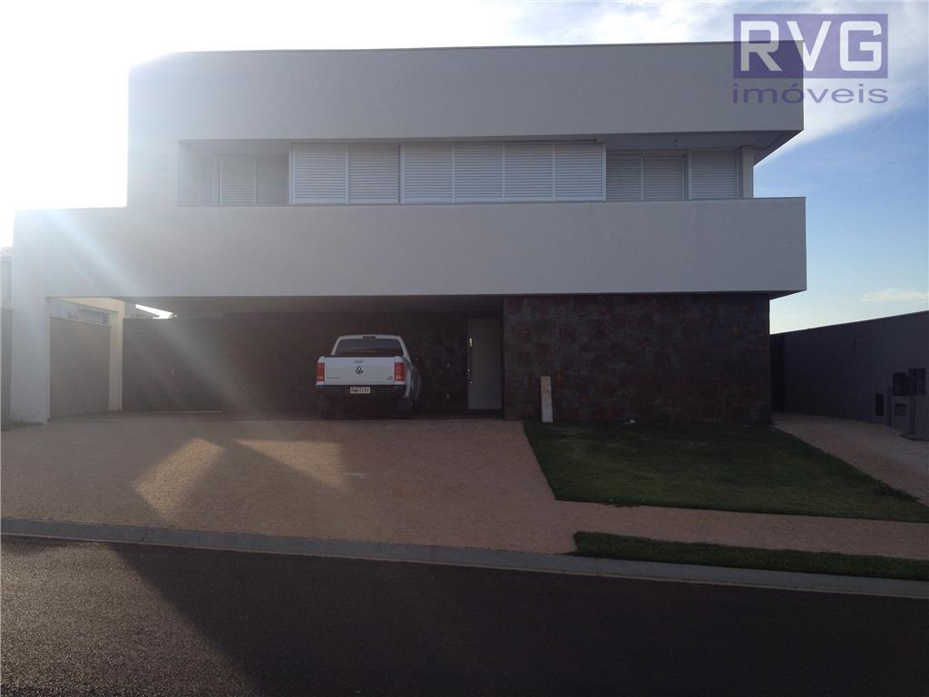 Casa  residencial à venda, Condomínio Guaporé, Ribeirão Preto.
