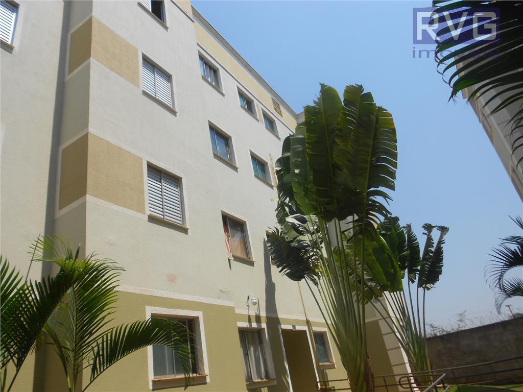 Apartamento residencial para locação, Ribeirânia, Ribeirão Preto.
