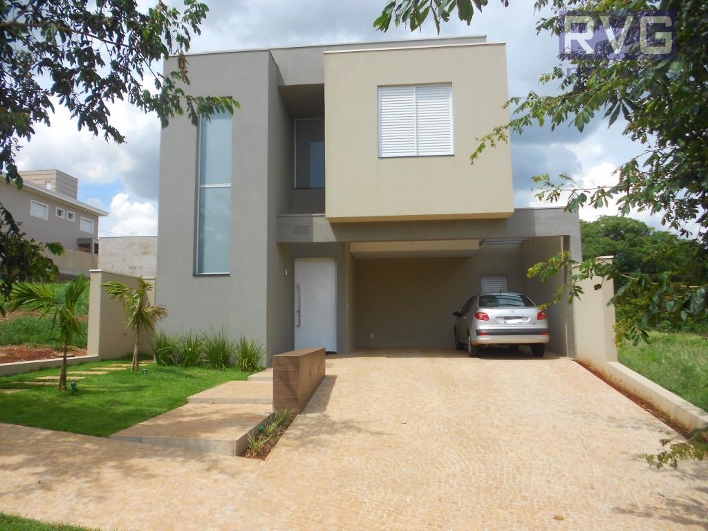 Casa residencial à venda, Vila Do Golf, Ribeirão Preto - CA0107.