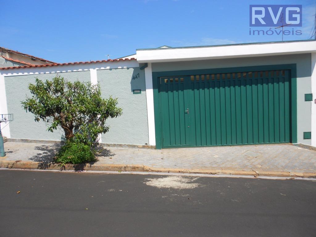 Casa residencial para venda e locação, Jardim Castelo Branco, Ribeirão Preto - CA0108.