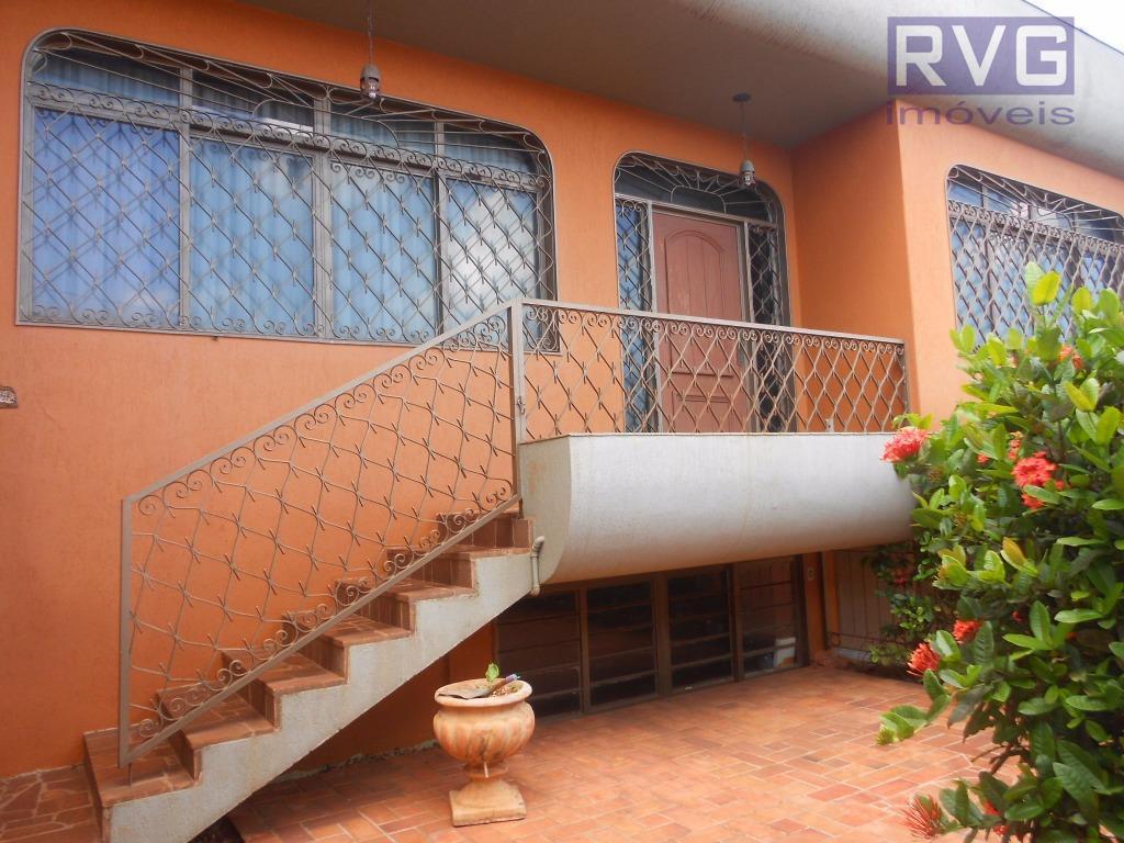 Casa residencial para locação, Parque dos Bandeirantes, Ribeirão Preto.