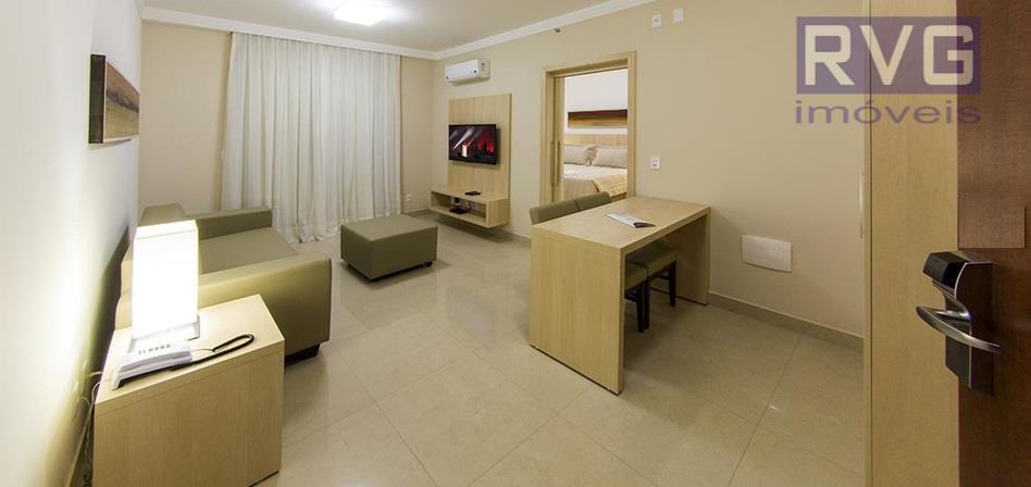 Flat residencial para venda e locação, Ribeirânia, Ribeirão Preto - FL0007.