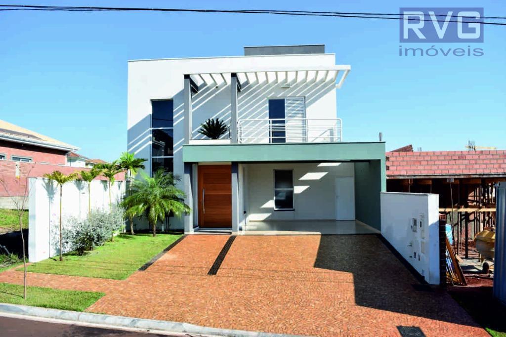 Casa  residencial à venda, Condomínio San Marco I - Ilha Romitê, Bonfim Paulista.