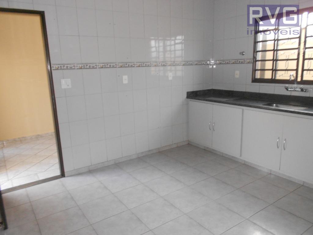 Casa residencial para locação, Independência, Ribeirão Preto.