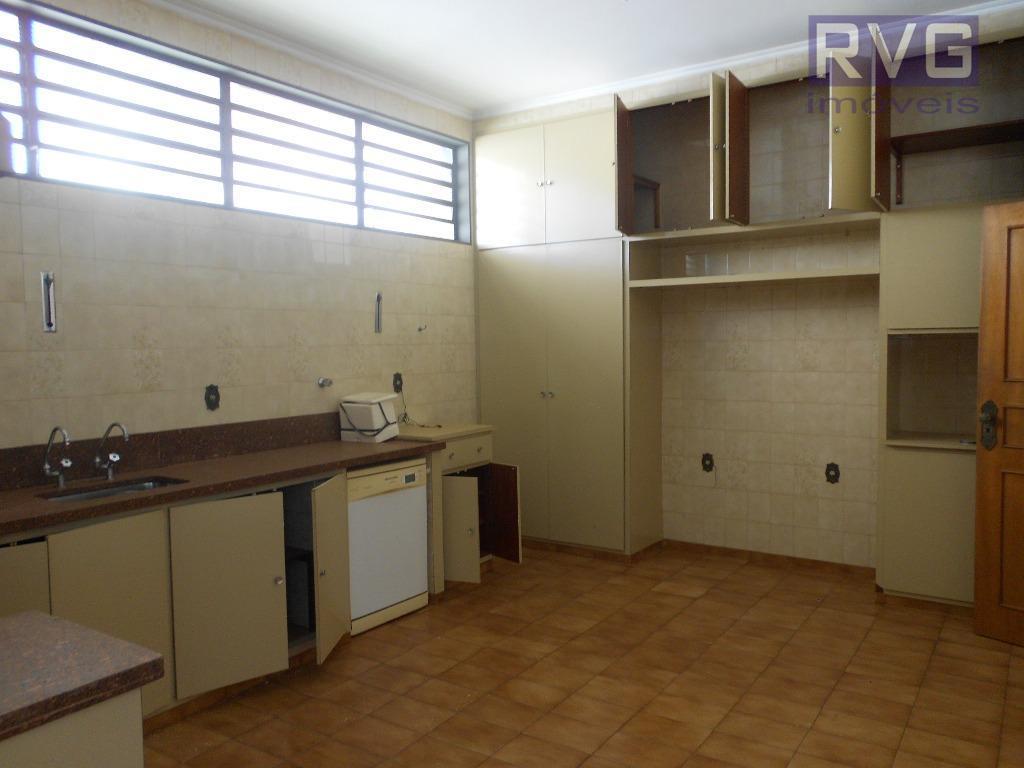 Casa residencial para locação, Centro, Ribeirão Preto.
