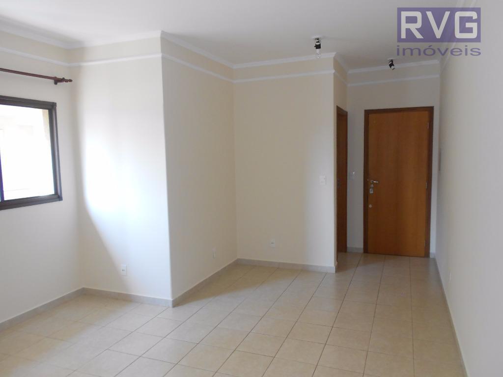 Apartamento residencial para locação, Nova Aliança, Ribeirão Preto - AP0089.