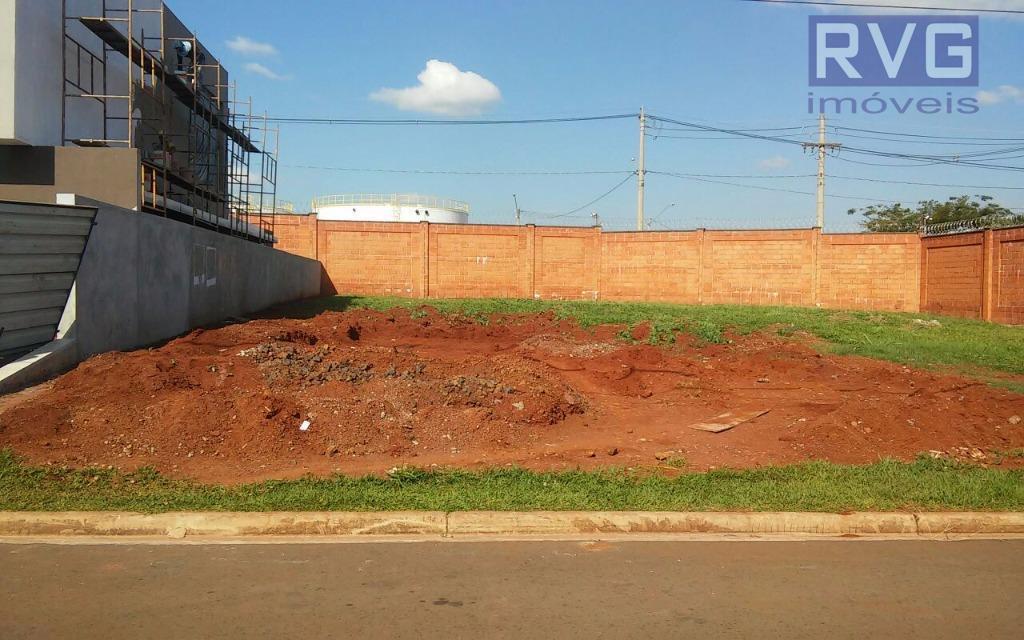 Terreno residencial à venda, Quinta da Primavera, Ribeirão Preto.