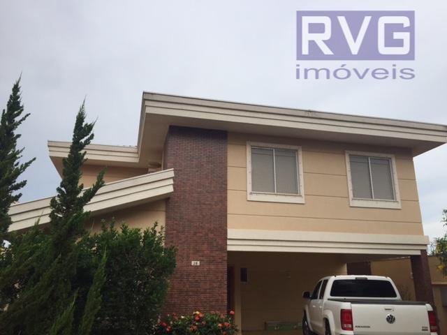Casa residencial para locação, Condomínio Quinta do Golfe, Ribeirão Preto - CA0174.