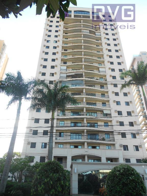 Apartamento residencial à venda, Jardim Canadá, Ribeirão Preto - AP0218.