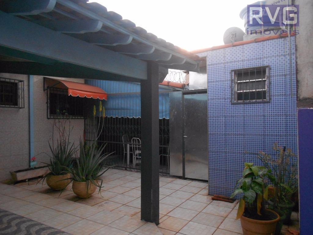 Casa residencial à venda, Ipiranga, Ribeirão Preto.