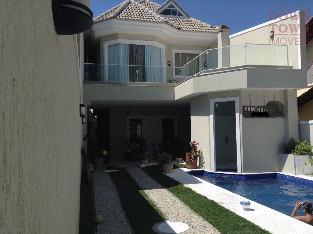 Casa residencial para locação, Barra da Tijuca, Rio de Janeiro.
