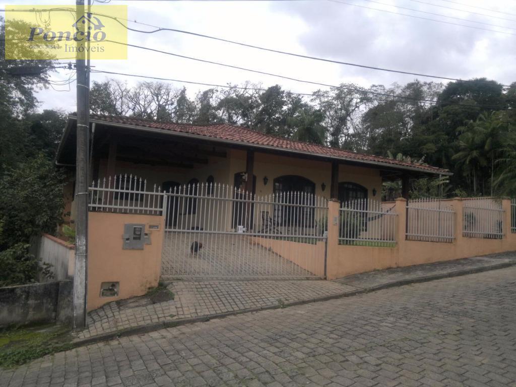 Casa residencial à venda, Itoupava Seca, Blumenau - CA0135.