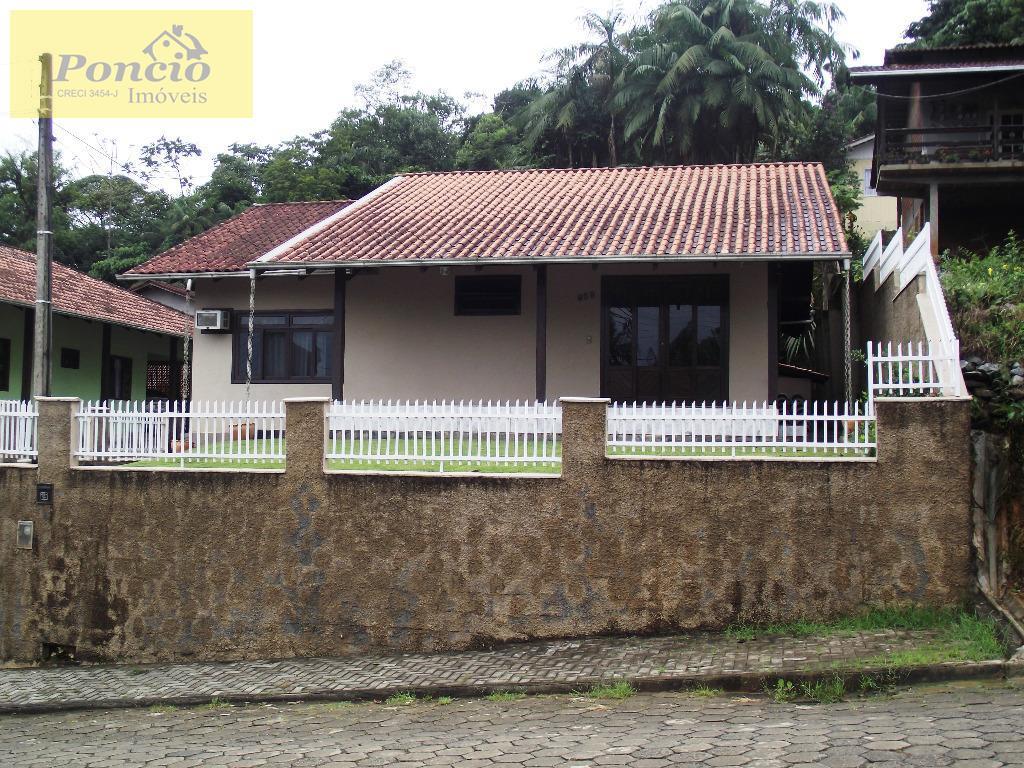 Casa residencial à venda, Itoupava Central, Blumenau.