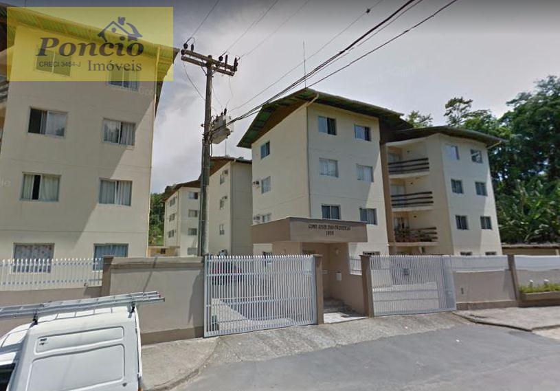 Apartamento residencial à venda, Passo Manso, Blumenau.