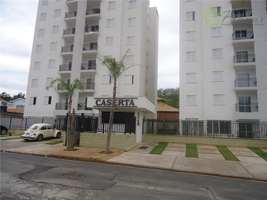 Apartamento  residencial à venda, Jardim Itália, Várzea Paulista.