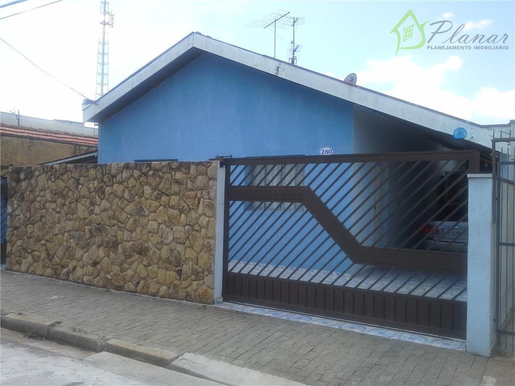 Casa  residencial à venda, Vila Rio Branco, Jundiaí.