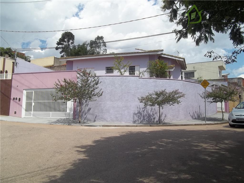 Casa  residencial à venda, Jardim Carlos Gomes, Jundiaí.