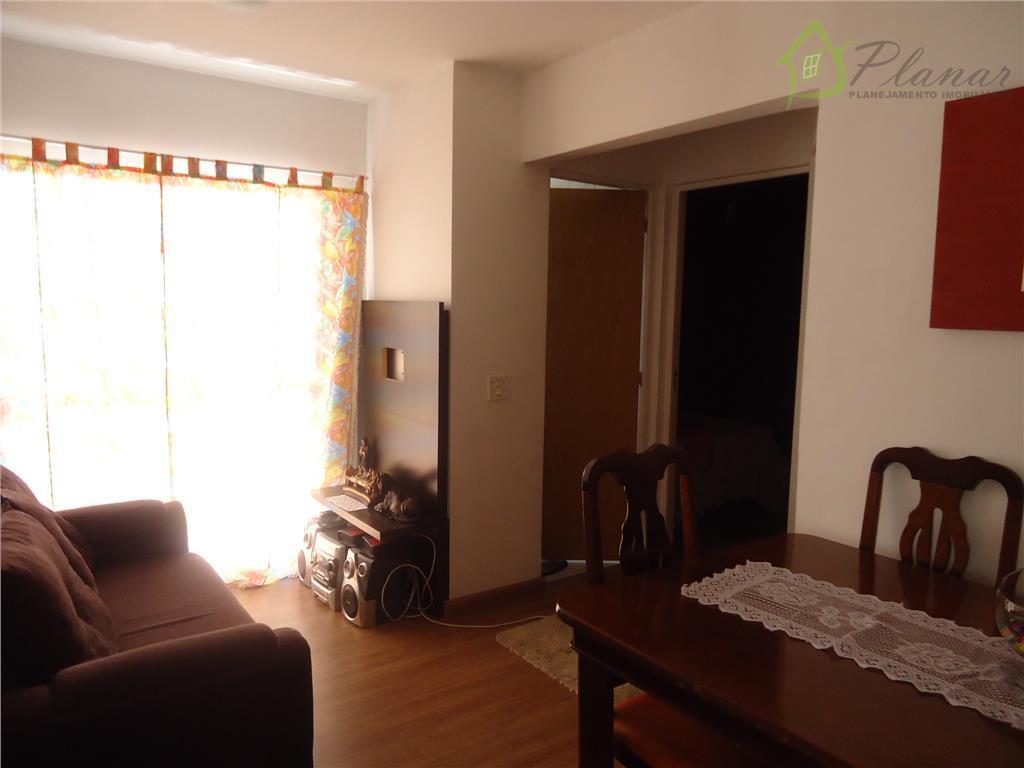 Apartamento residencial à venda, Jardim da Felicidade, Várzea Paulista.