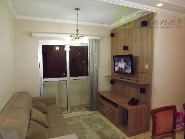 Apartamento  residencial à venda, Vila Guarani, Jundiaí.