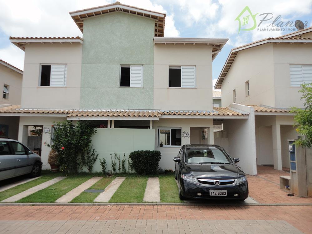 Casa residencial à venda, condomínio La Dolce Villa, Itupeva.