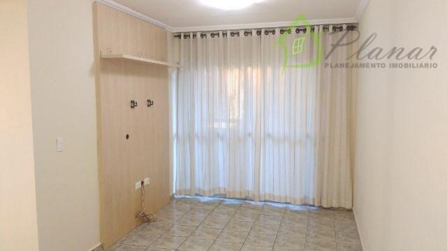 Apartamento residencial à venda, Residencial Anchieta, Jundiaí.