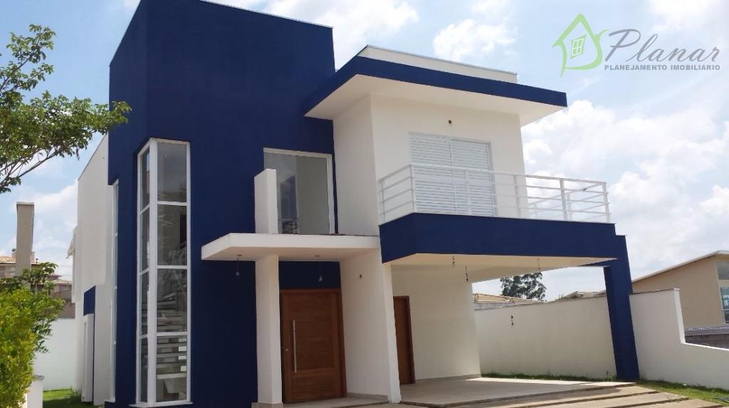 Casa residencial à venda, Ibi Aram I, Itupeva.