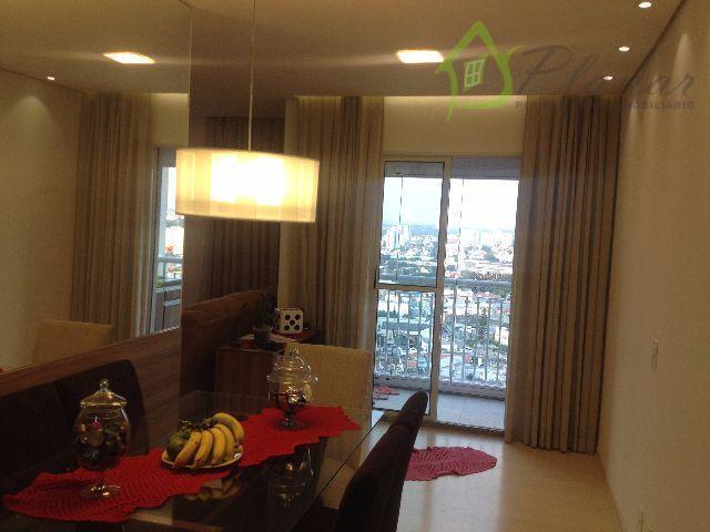 Apartamento residencial à venda, Parque União, Jundiaí.