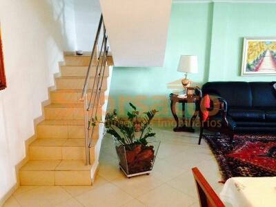 Cobertura residencial à venda, Morumbi, São Paulo - CO0004.
