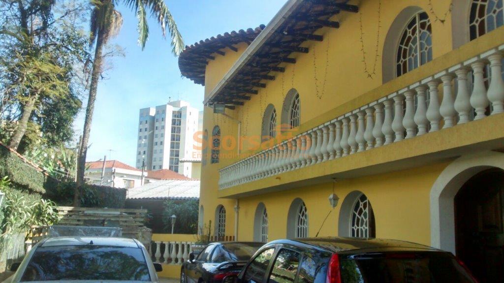 Casa comercial para locação, Jardim Amália, São Paulo - CA0024.