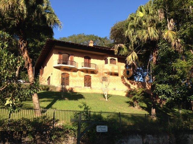 Casa residencial à venda, Royal Park, Itapecerica da Serra - CA0057.